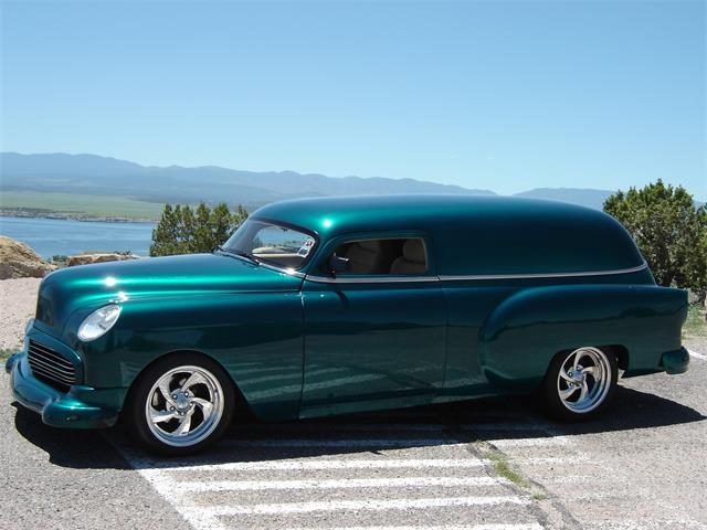 Picture of Classic 1954 Chevrolet Sedan Delivery located in Pueblo West Colorado - $43,000.00 Offered by a Private Seller - ORYF