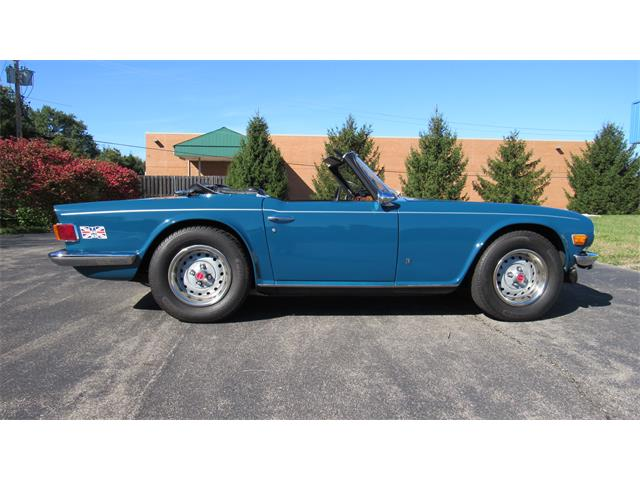 Picture of '75 TR6 - ORYH