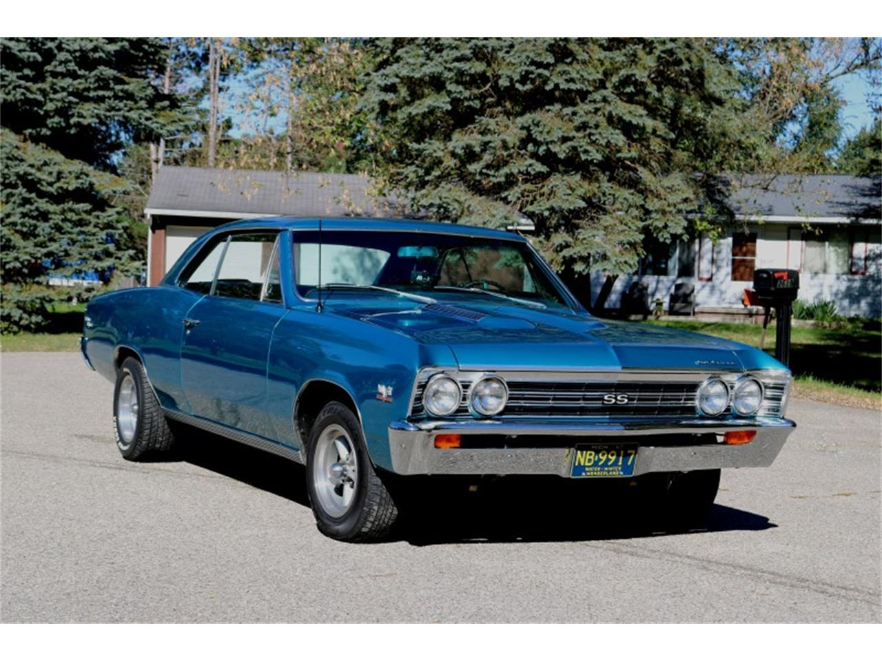 Large Picture of '67 Chevelle Malibu SS - ORYJ