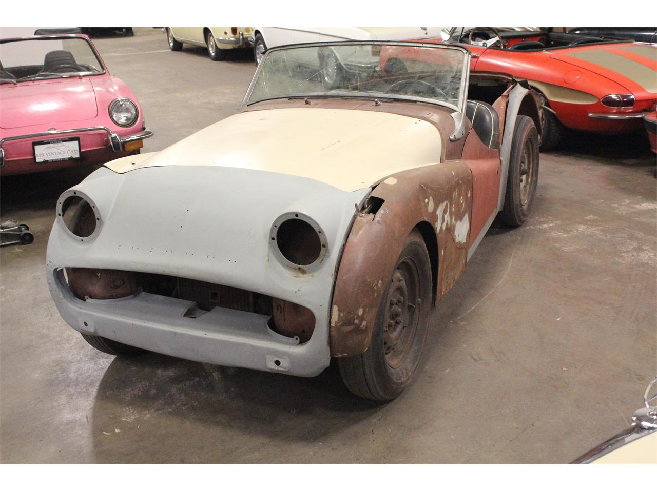 Large Picture of '60 TR3A - ORYT
