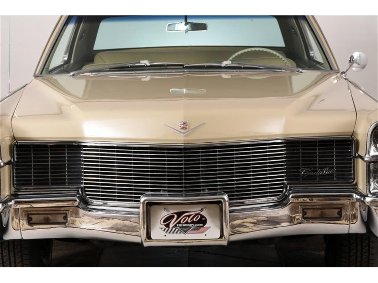 Large Picture of Classic '65 Cadillac Calais - $18,998.00 Offered by Volo Auto Museum - ORZJ