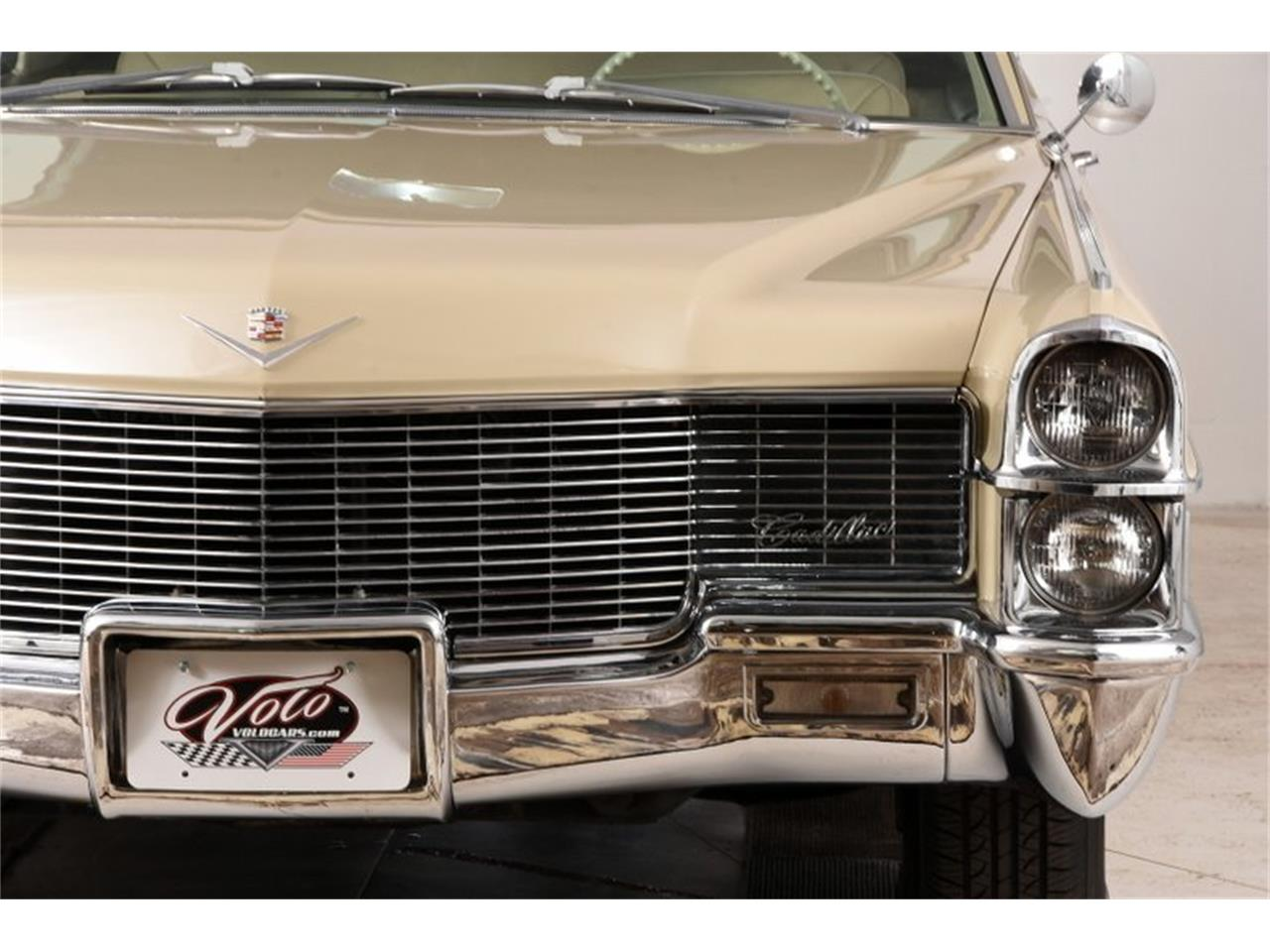 Large Picture of 1965 Cadillac Calais located in Volo Illinois - ORZJ