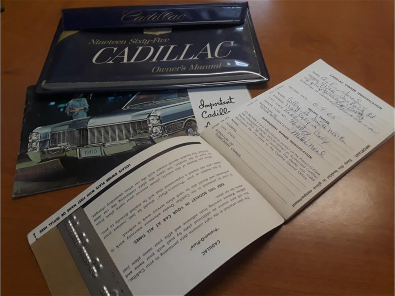 Large Picture of Classic 1965 Cadillac Calais located in Illinois - $18,998.00 Offered by Volo Auto Museum - ORZJ