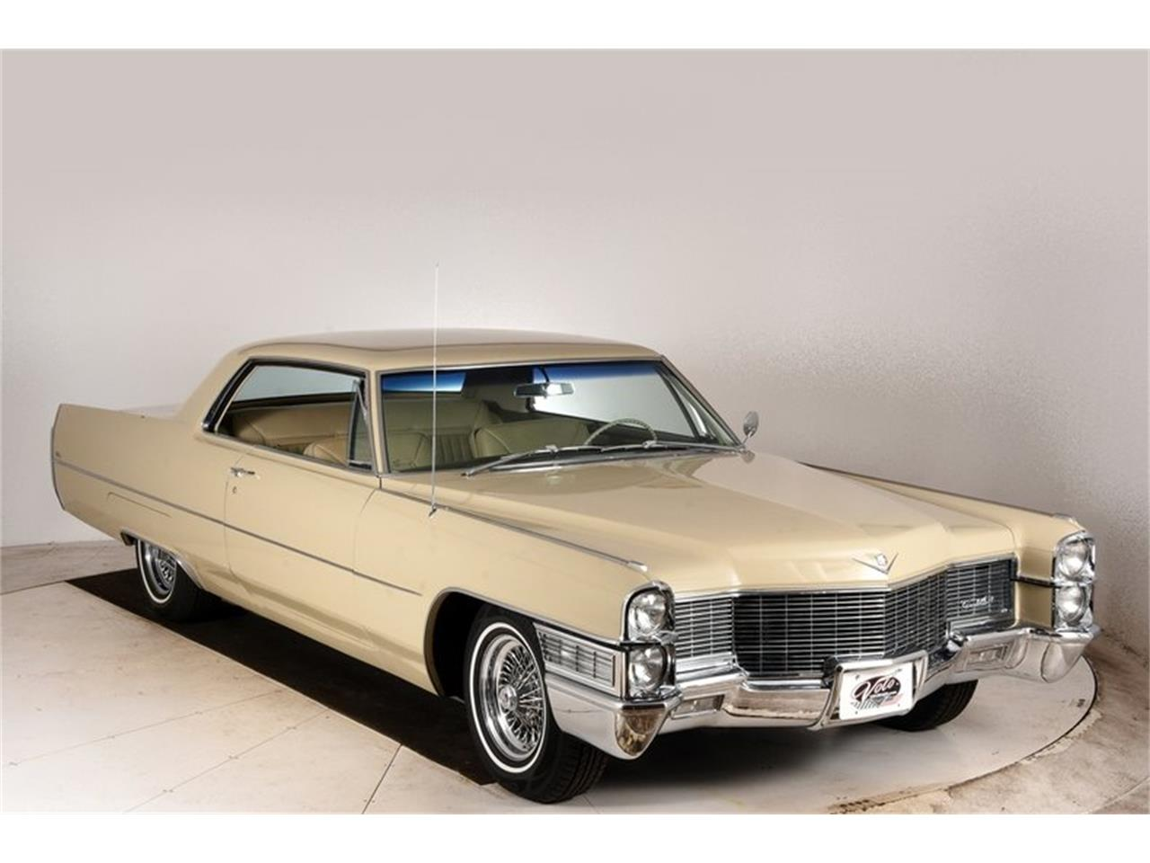 Large Picture of Classic '65 Cadillac Calais Offered by Volo Auto Museum - ORZJ