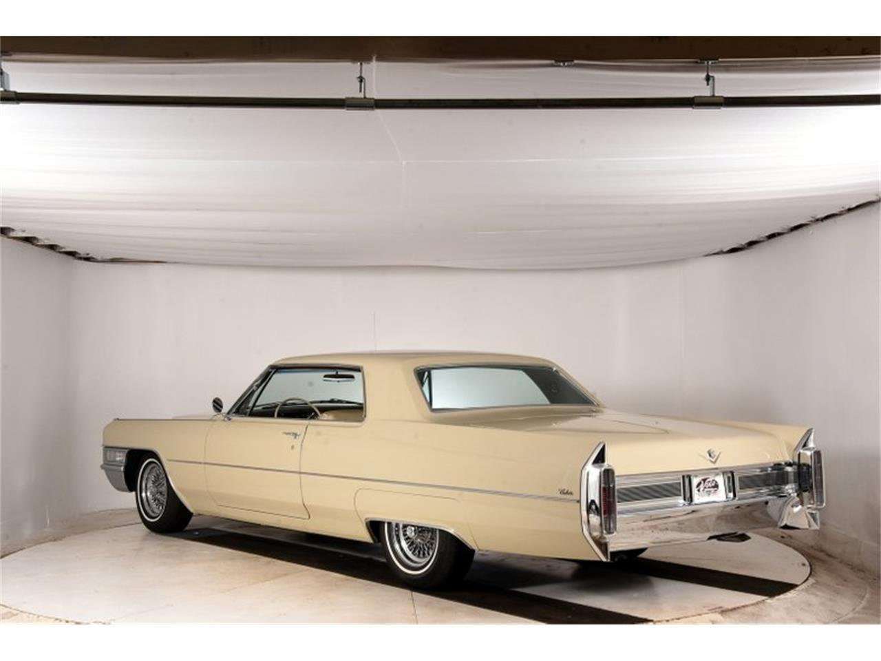 Large Picture of '65 Cadillac Calais located in Volo Illinois Offered by Volo Auto Museum - ORZJ
