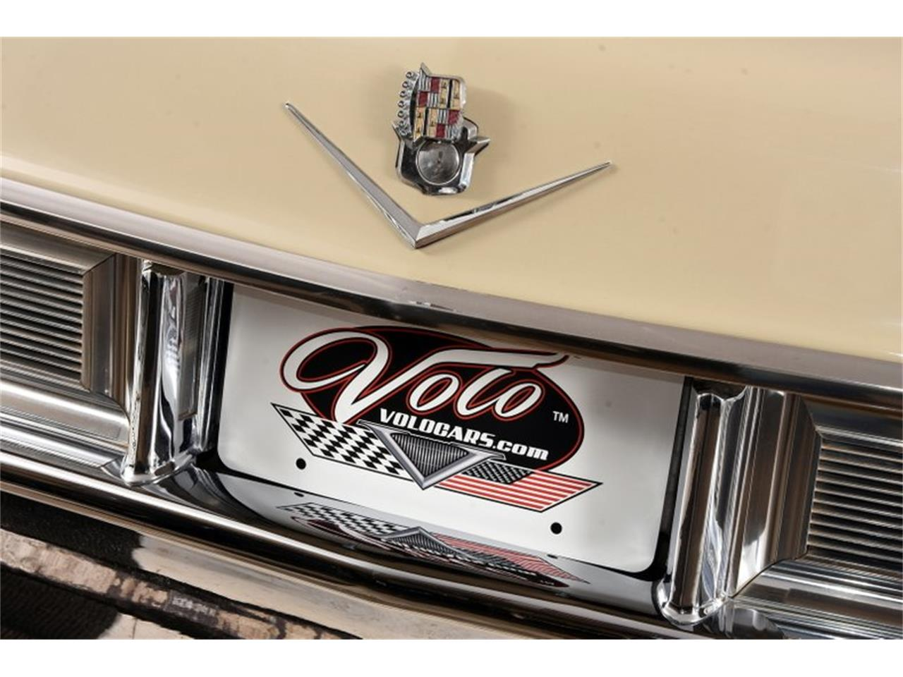 Large Picture of 1965 Cadillac Calais located in Illinois - $18,998.00 Offered by Volo Auto Museum - ORZJ