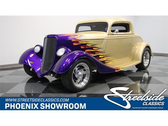 Picture of '34 3-Window Coupe - ORZR