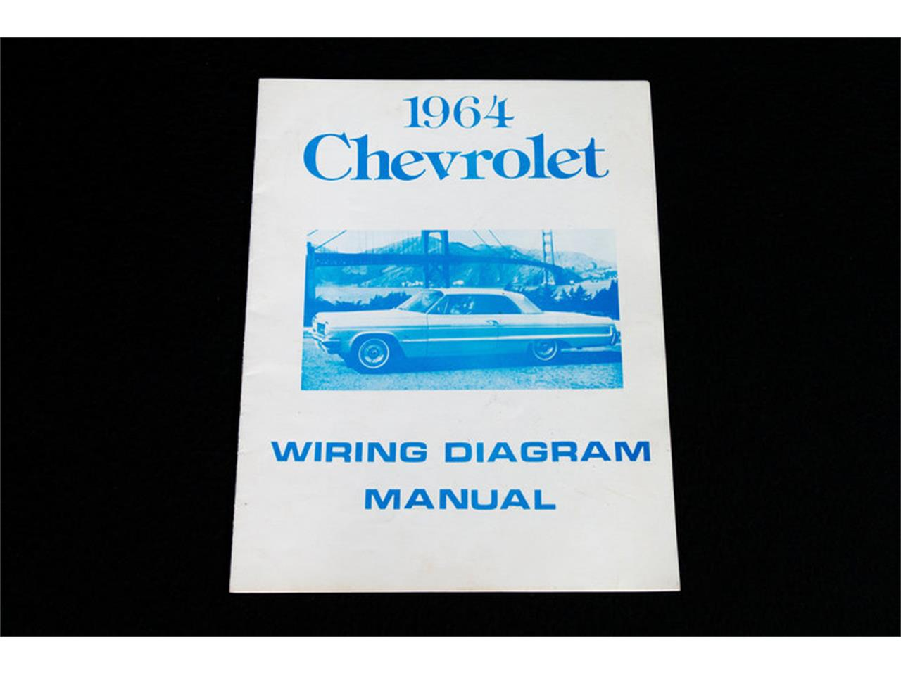 64 Impala Wiring Diagram Manual Library 1964 Tail Light