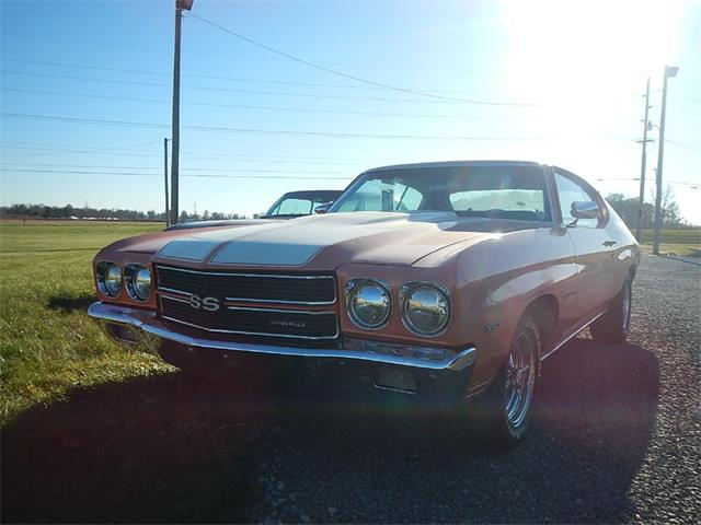 Picture of 1970 Chevrolet Malibu - ONTB