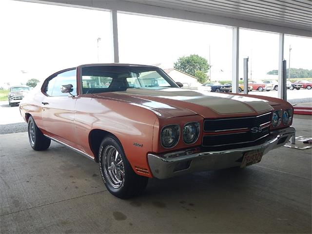 Picture of '70 Malibu - ONTB