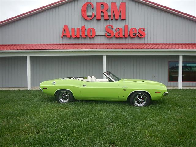 Picture of 1970 Dodge Challenger R/T located in Celina Ohio - $92,900.00 - ONTI