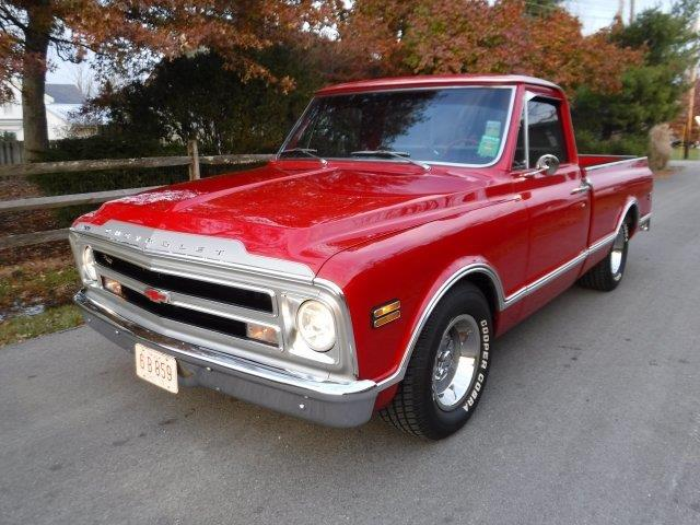 Picture of Classic 1968 Chevrolet C/K 10 located in Ohio - OS35