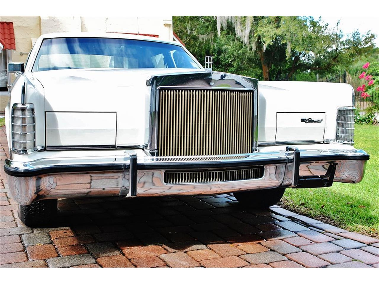 Large Picture of '79 Continental located in Lakeland Florida - $19,900.00 Offered by Primo Classic International LLC - OS3G