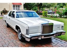 Picture of 1979 Lincoln Continental located in Lakeland Florida - $19,900.00 Offered by Primo Classic International LLC - OS3G