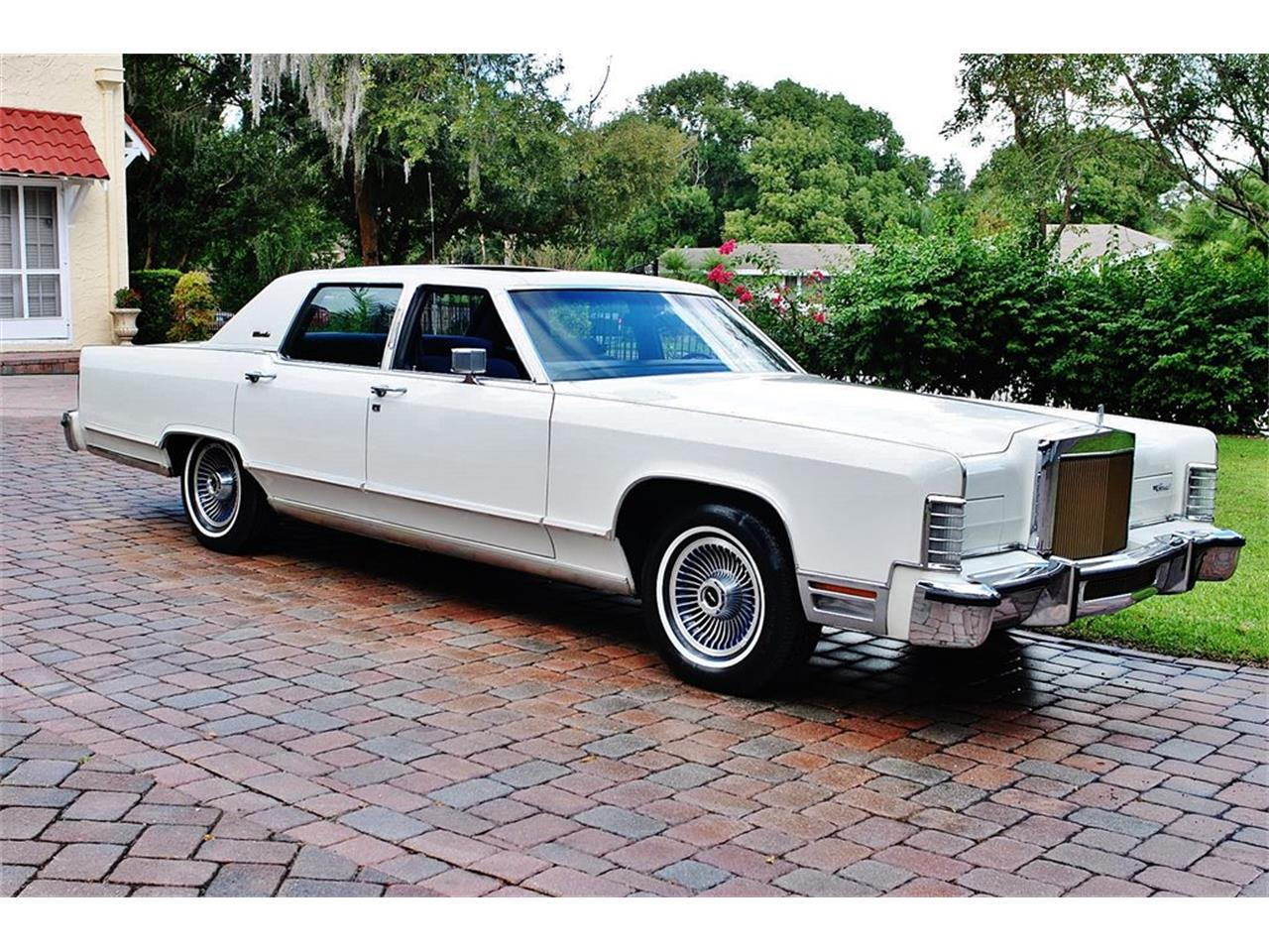 Large Picture of 1979 Continental located in Florida - OS3G