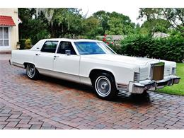 Picture of 1979 Lincoln Continental - $19,900.00 Offered by Primo Classic International LLC - OS3G