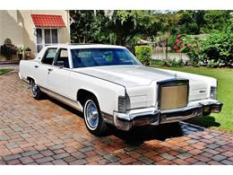 Picture of '79 Continental located in Lakeland Florida - $19,900.00 - OS3G