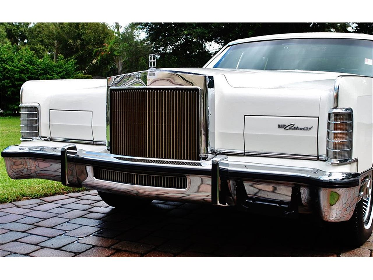 Large Picture of 1979 Continental located in Lakeland Florida - $19,900.00 - OS3G