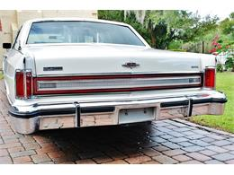 Picture of '79 Lincoln Continental located in Florida Offered by Primo Classic International LLC - OS3G