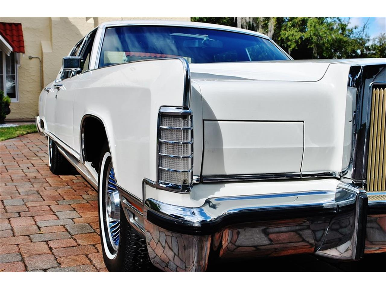 Large Picture of 1979 Lincoln Continental located in Lakeland Florida - $19,900.00 - OS3G
