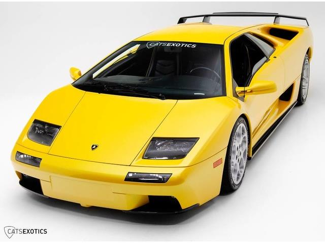 Picture of 2001 Lamborghini Diablo Offered by  - OS4N