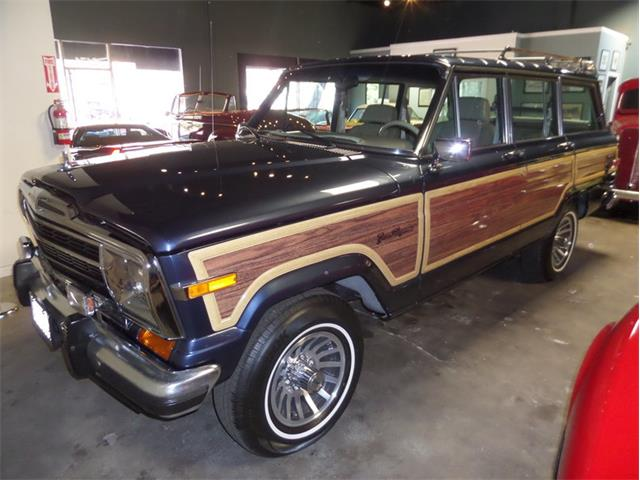 Picture of '89 Grand Wagoneer - OS4S