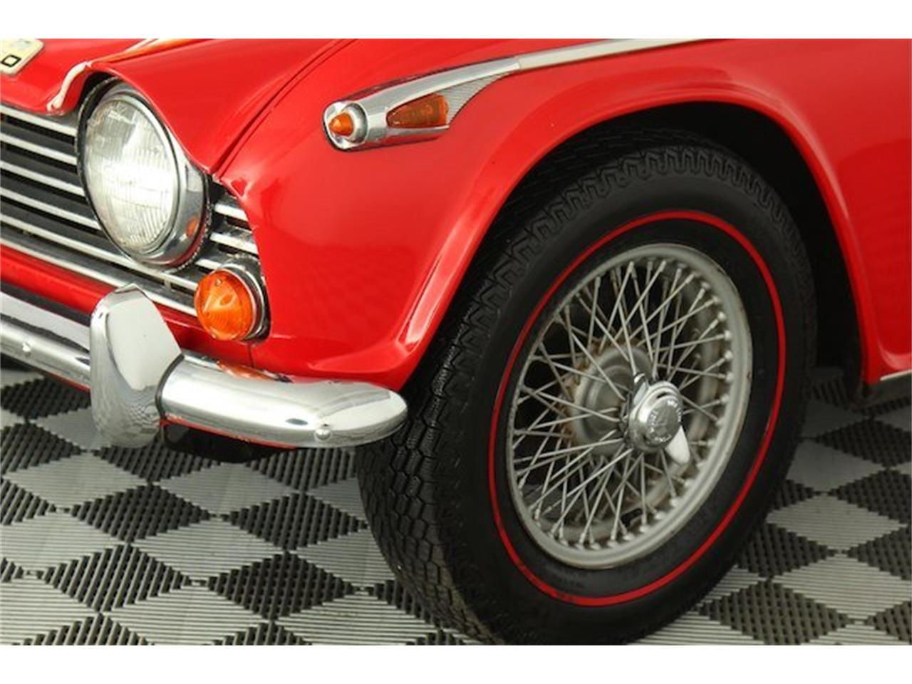 Large Picture of '68 TR250 - OS5J