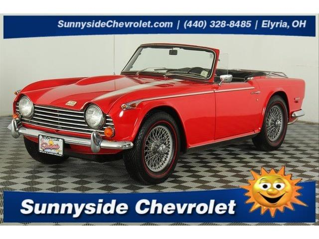 Picture of '68 Triumph TR250 - $34,900.00 Offered by  - OS5J