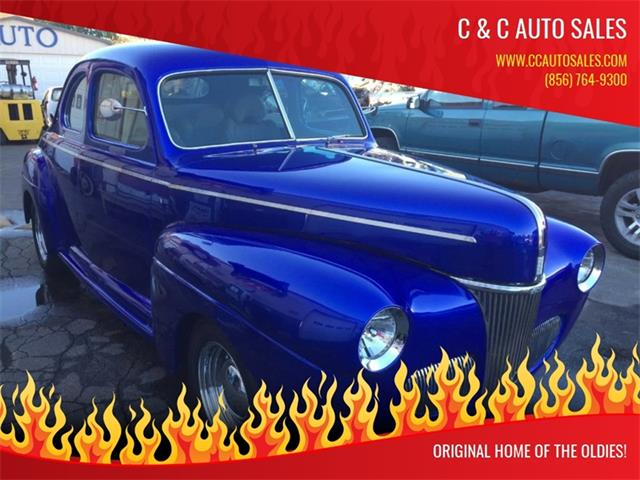 Picture of '41 Ford Cabriolet located in Riverside New Jersey - OS5S