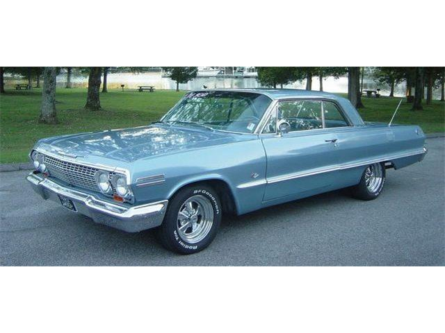 Picture of '63 Impala SS - OS5X