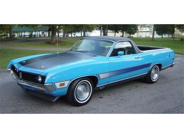 Picture of '71 Ranchero - OS60