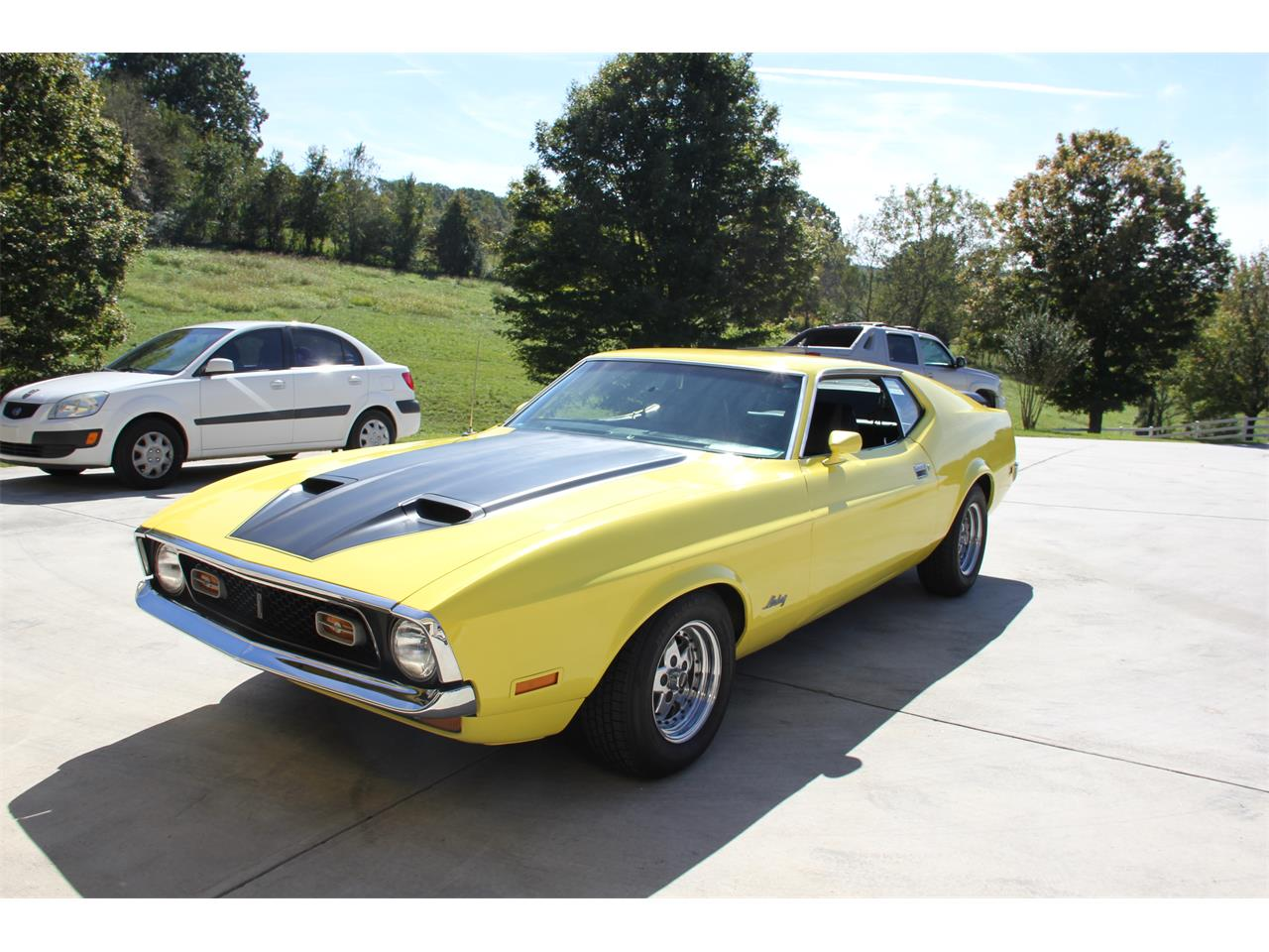 Large Picture of '71 Mustang - OS6O