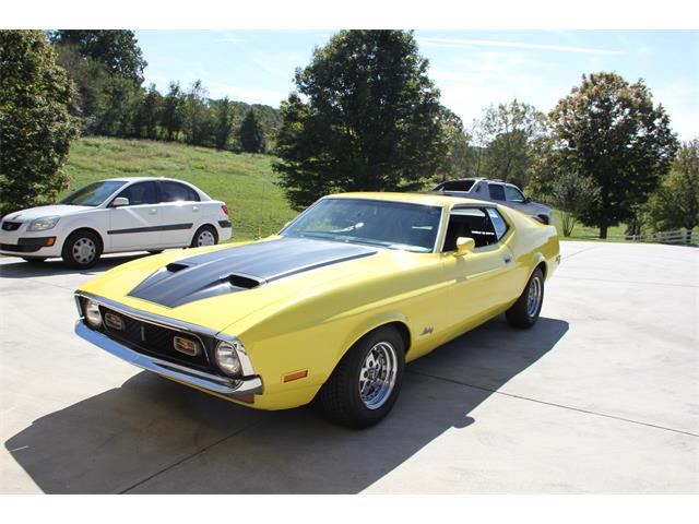 Picture of Classic 1971 Mustang Offered by a Private Seller - OS6O