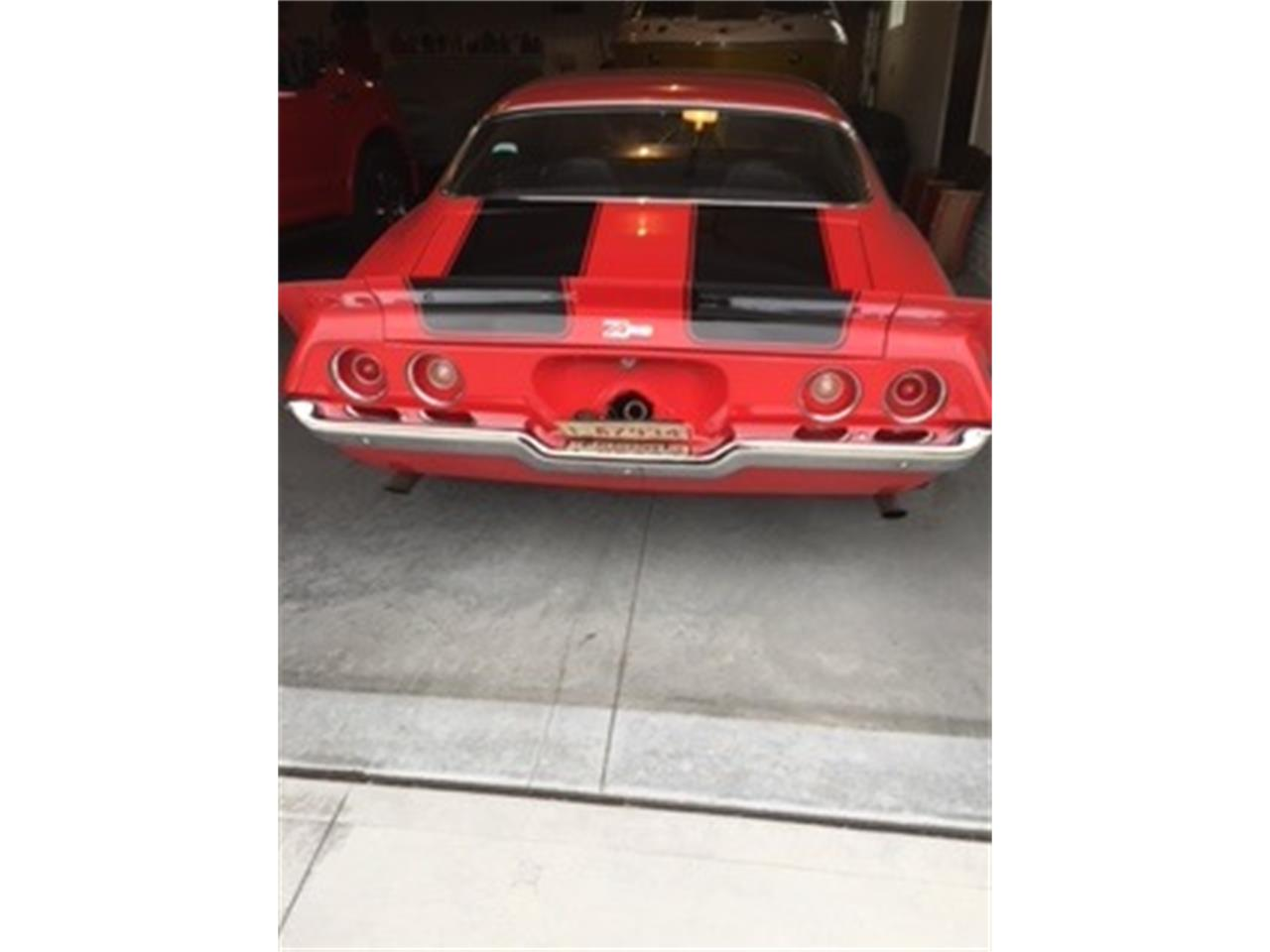 Large Picture of '73 Camaro Z28 - OS73