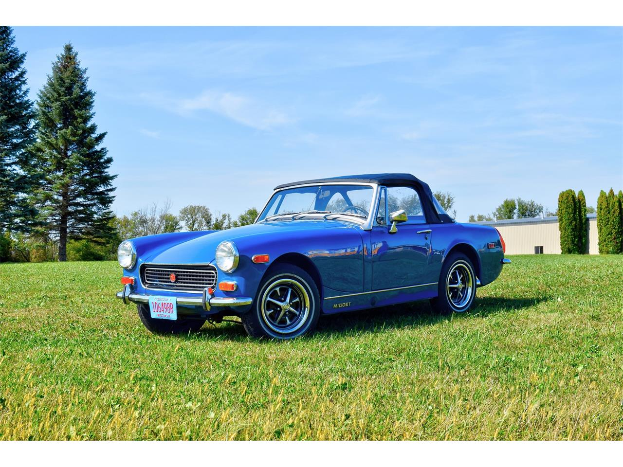 Large Picture of '72 Midget located in Watertown Minnesota - OS74