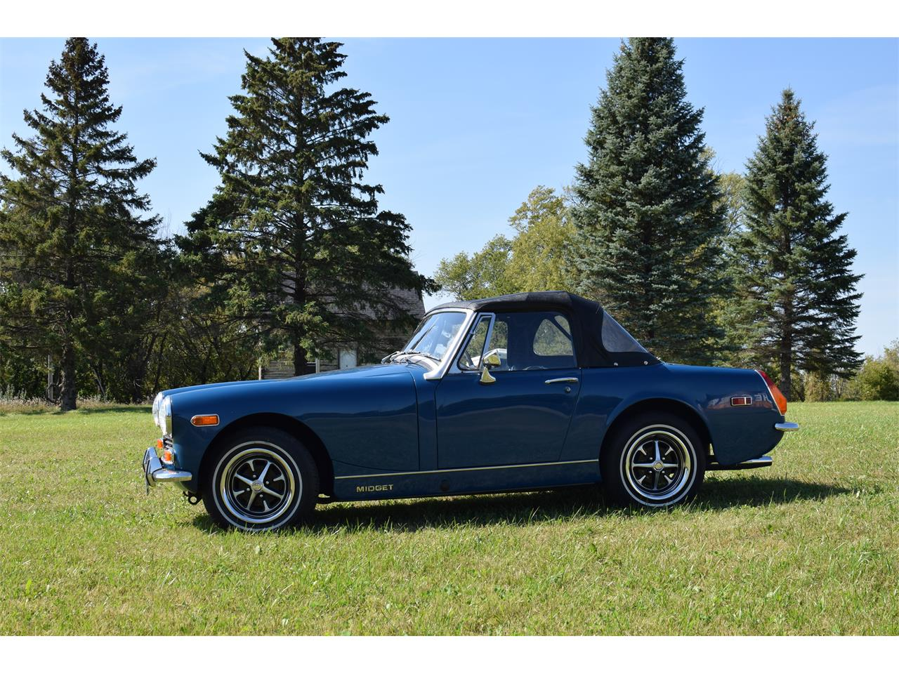 Large Picture of 1972 MG Midget located in Watertown Minnesota Offered by Hooked On Classics - OS74