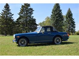 Picture of 1972 MG Midget located in Watertown Minnesota - OS74