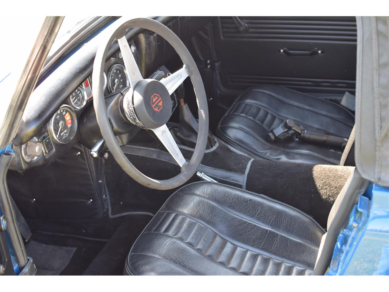 Large Picture of Classic 1972 MG Midget - $4,500.00 Offered by Hooked On Classics - OS74