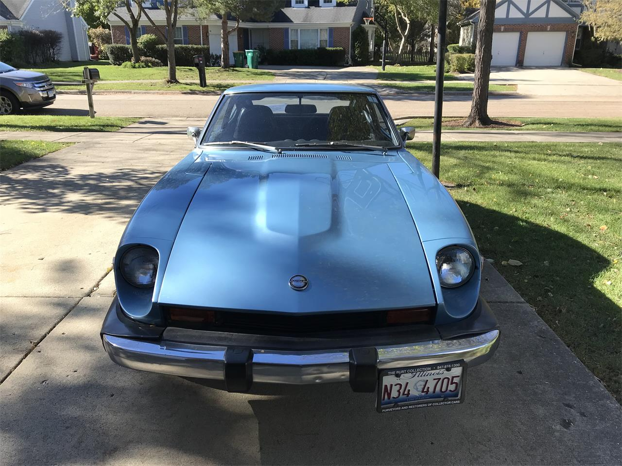 Large Picture of '76 280Z - OS7B