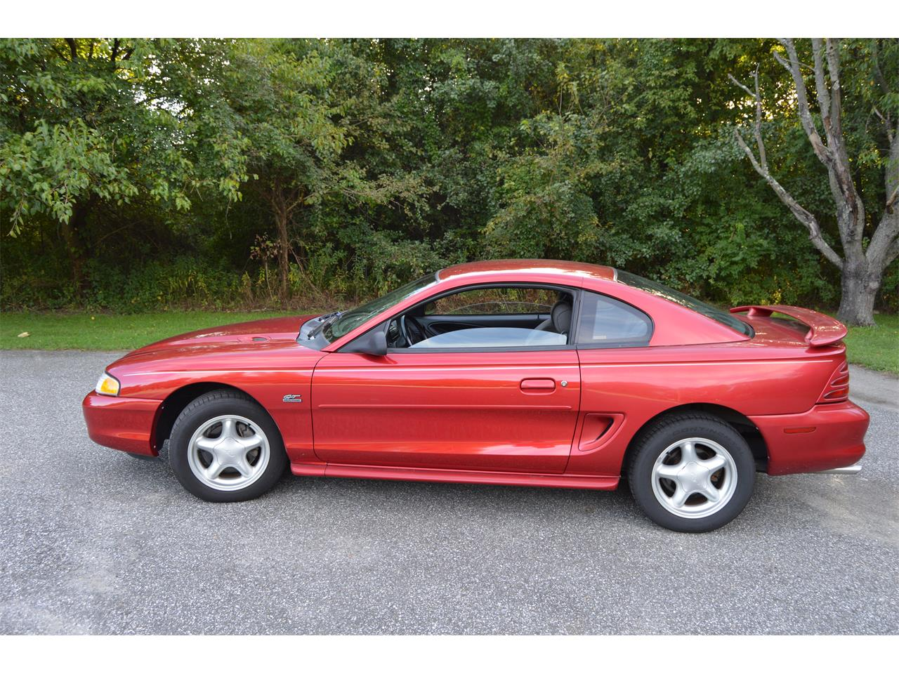 For sale 1995 ford mustang gt in cherry hill new jersey