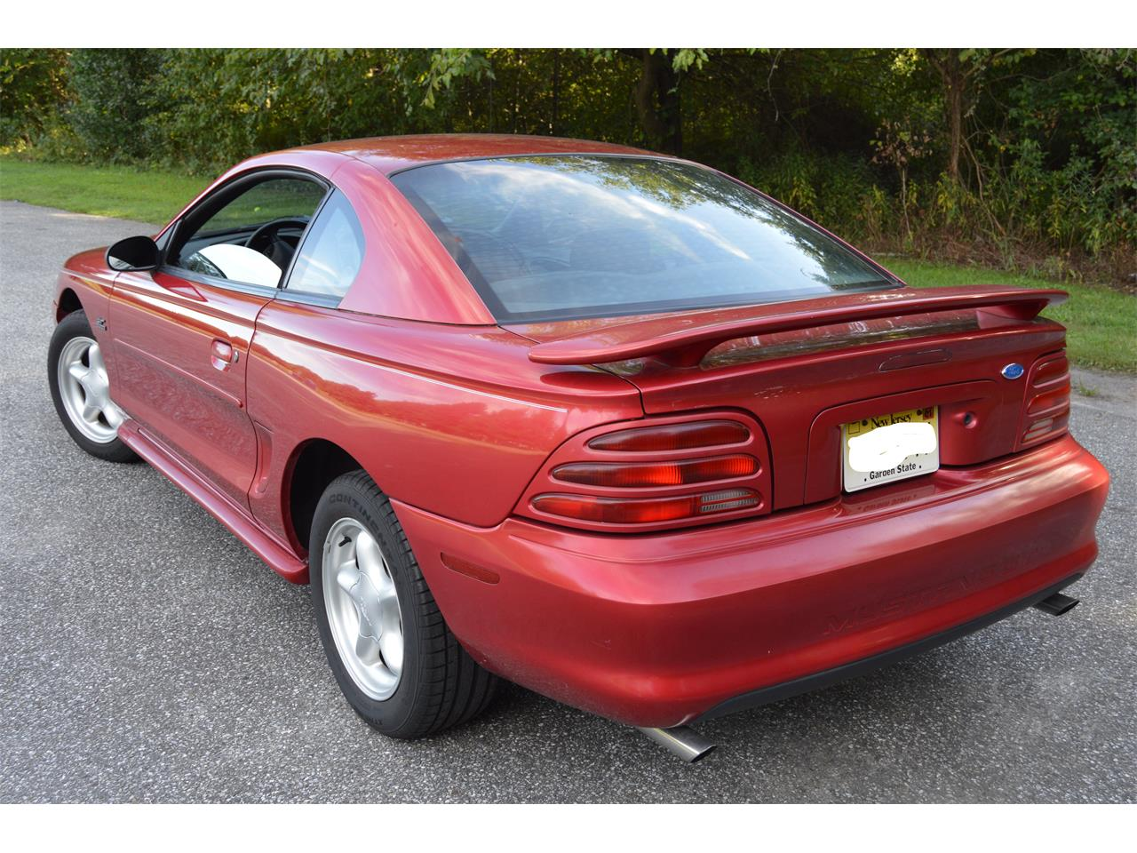 Large Picture Of 95 Mustang Gt Os88
