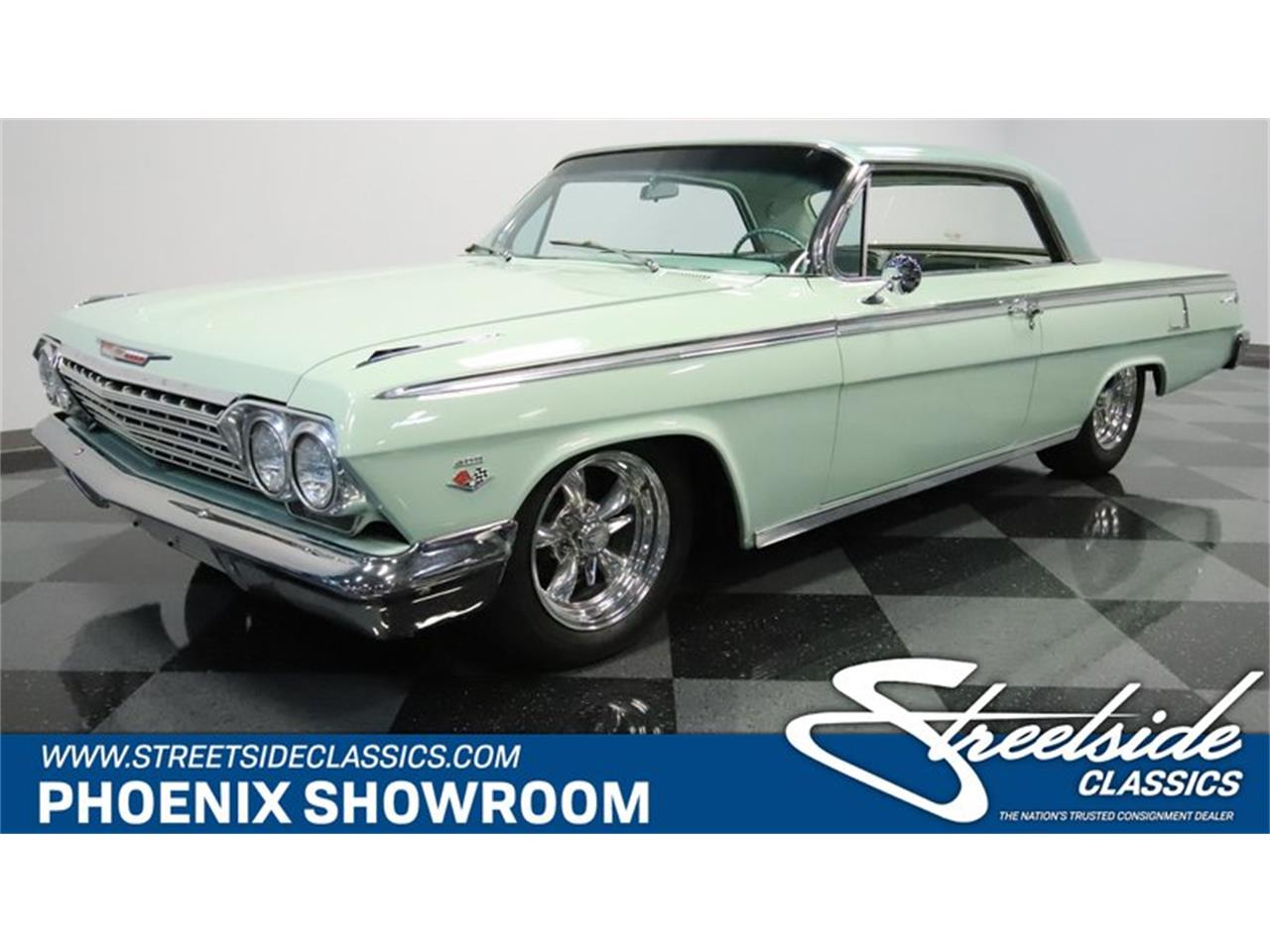 Large Picture of '62 Impala - OS8R