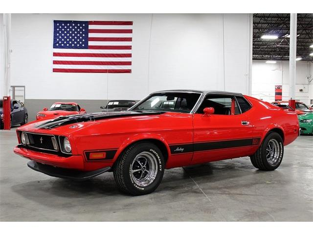 Picture of Classic 1973 Ford Mustang - OS91