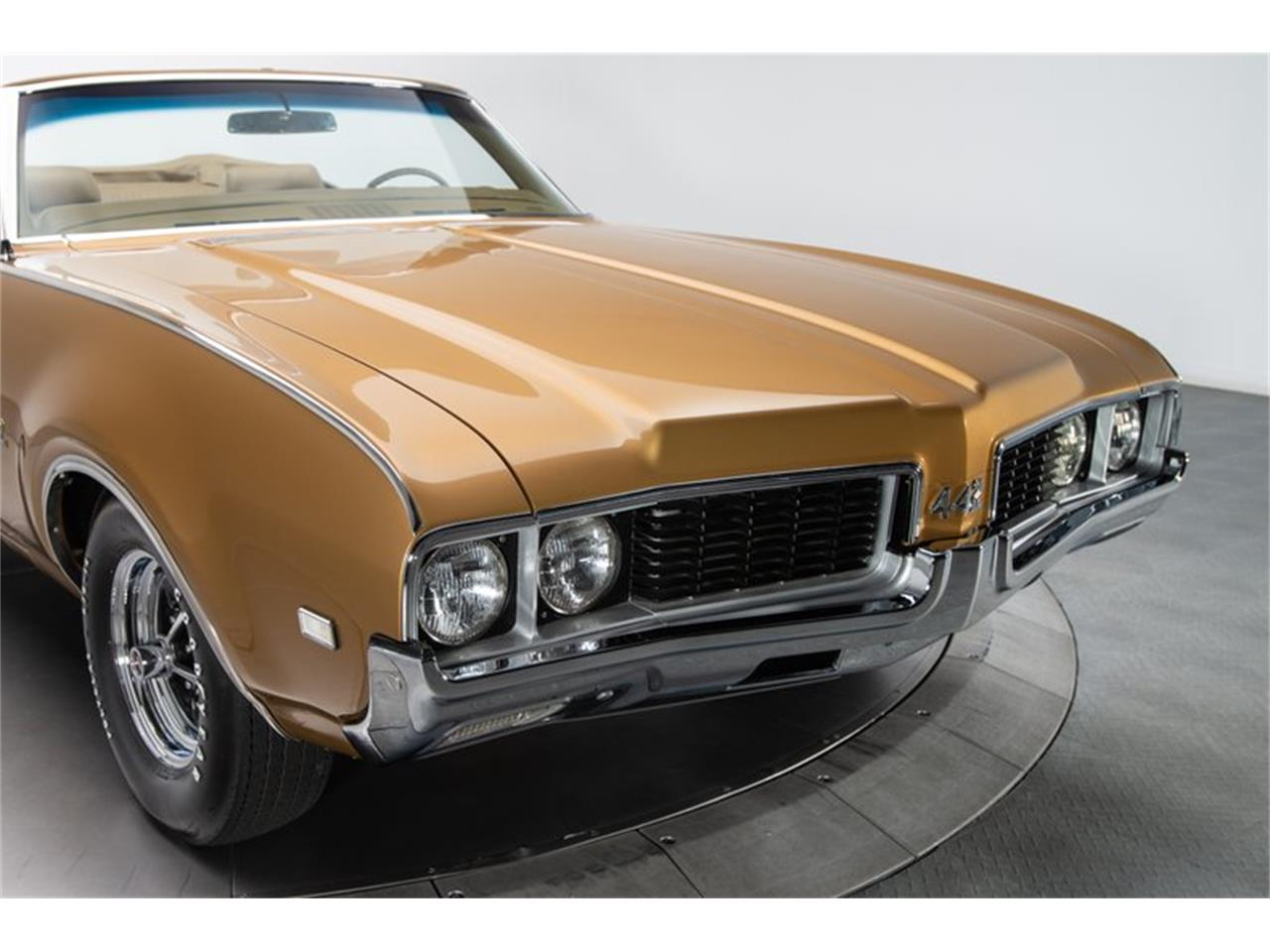 Large Picture of 1969 Oldsmobile 442 - OS98