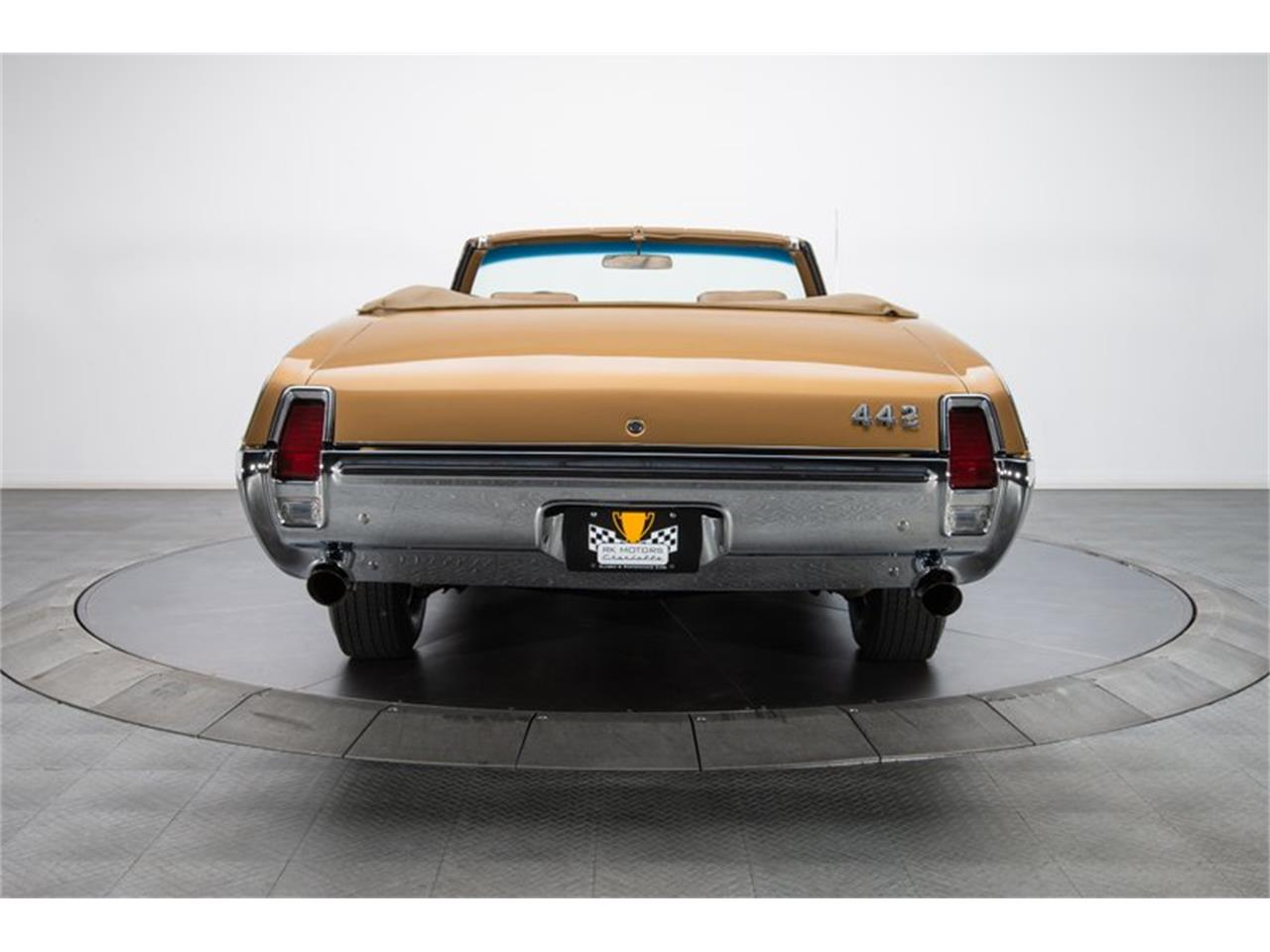 Large Picture of 1969 442 - $62,900.00 Offered by RK Motors Charlotte - OS98