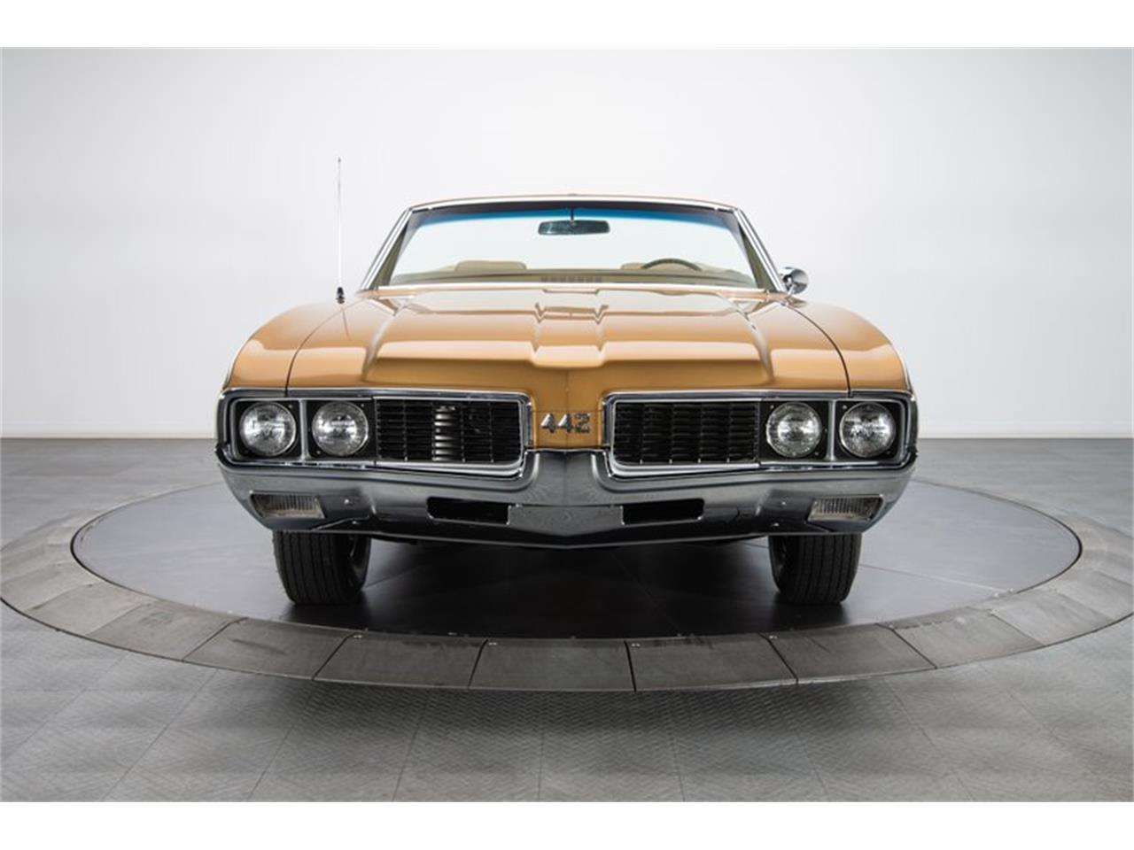 Large Picture of Classic 1969 Oldsmobile 442 - OS98