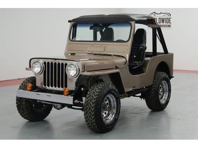 Picture of Classic 1948 CJ2 Offered by  - OS9D
