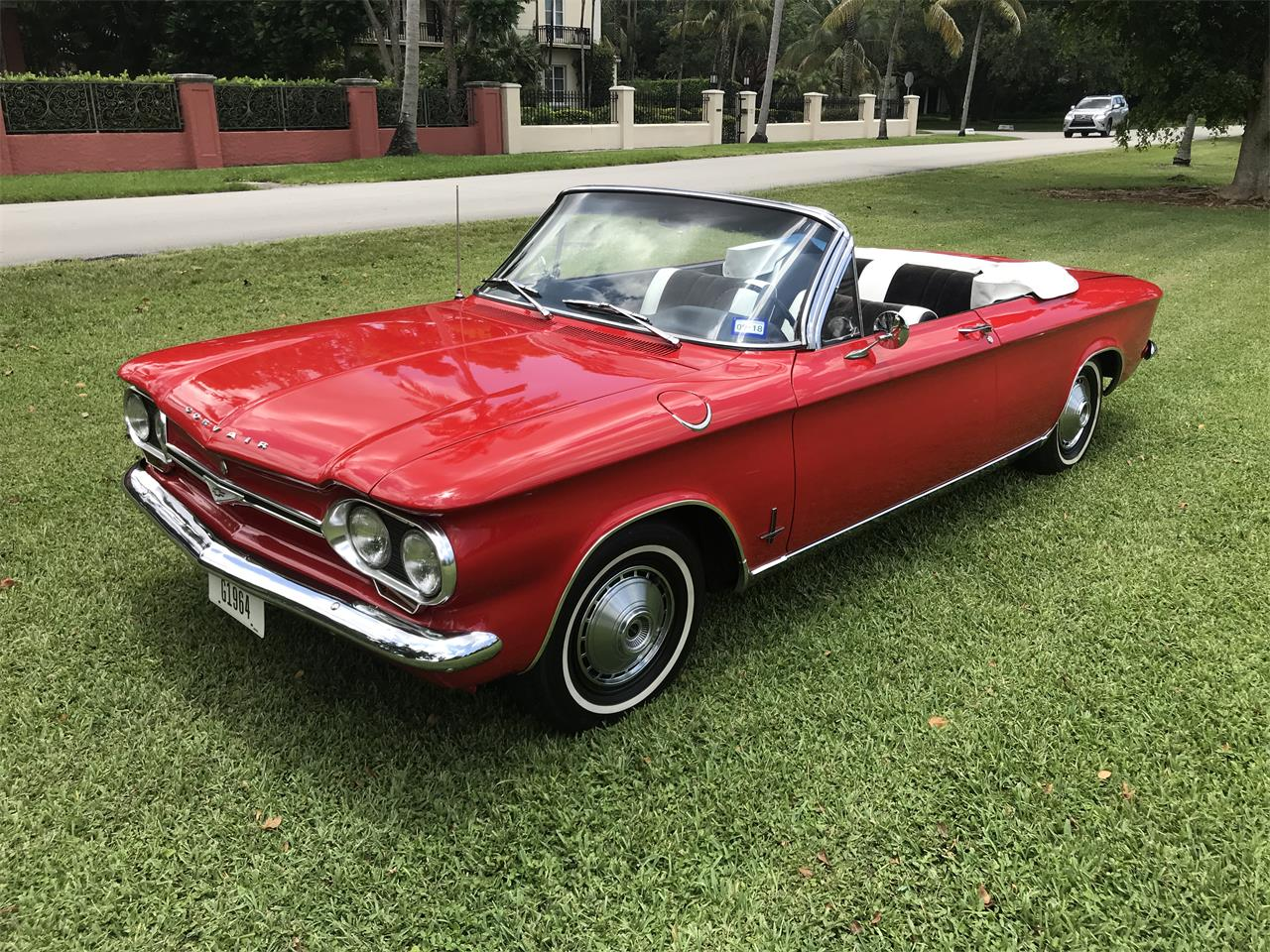 1964 chevrolet corvair monza for sale | classiccars | cc-1150638