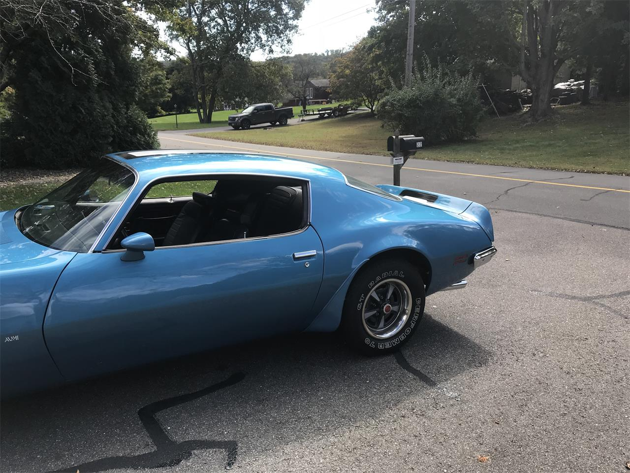 Large Picture of Classic '70 Pontiac Firebird Trans Am located in Oxford Connecticut Offered by a Private Seller - ONU7