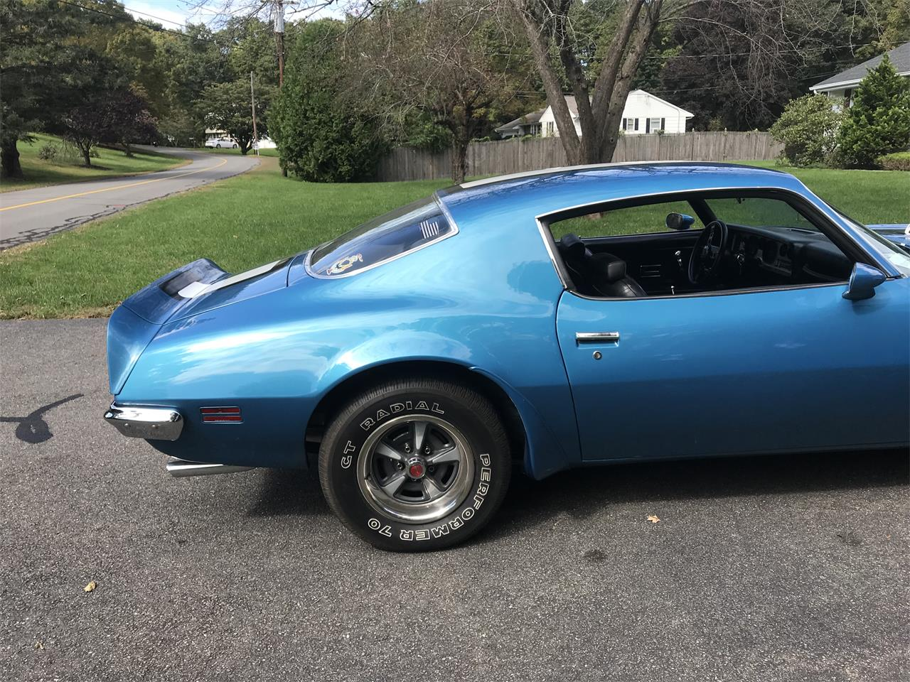 Large Picture of Classic 1970 Firebird Trans Am located in Oxford Connecticut Offered by a Private Seller - ONU7